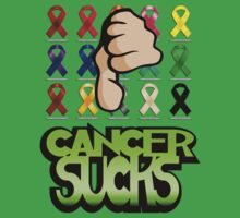 Cancer Sucks-Lymphoma by MGraphics