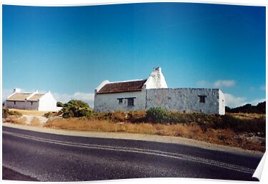 Cape homes  by Mariaan Maritz Krog Fine Art Portfolio