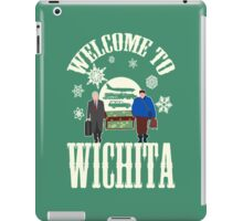 Welcome To Wichita iPad Case/Skin