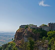 Erice, Sicily v2 by JMChown