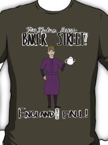 Mrs. Hudson (Dark Colors)  T-Shirt