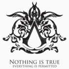 ASSASSIN'S CREED INSIGNIA 2.0 by OutbreakShirts