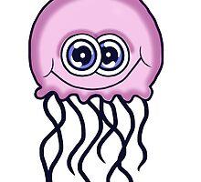 Jammie Jellyfish by artandrhyme