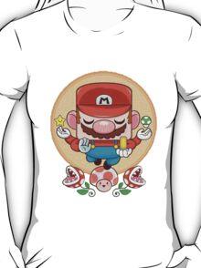 Mario Art T-Shirt