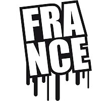 Cool France Stamp by Style-O-Mat