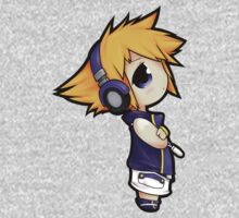 Neku Sakuraba sticker by ZenaKarma