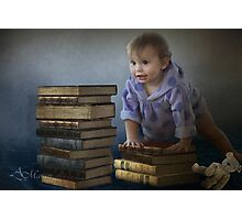 Building blocks to a better future Photographic Print
