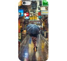 Rainy Day in Bohemian Melbourne iPhone Case/Skin