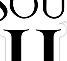 *AWESOME* DarkSouls II, Eyes of Descent Sticker