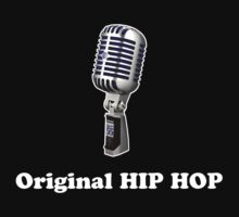 Original HIP HOP by Calliste