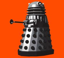 Dalek (Black & White) by Sharknose