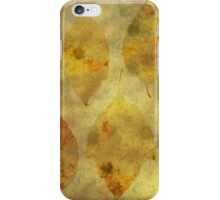 Leaf story iPhone Case/Skin
