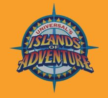 "Islands of Adventure ""Project Team"" Logo by UniversalNOW"