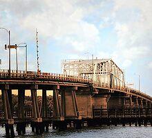 *Beaufort Bridge, SC* by Darlene Lankford Honeycutt