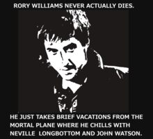 Rory Williams Fact #524  by TheOkapi