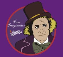 Willy Wonka - Pure Imagination by Buby87