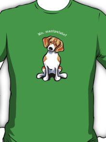 Beagle Me Manipulate {bold} T-Shirt