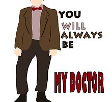 The Eleventh Doctor by rwang