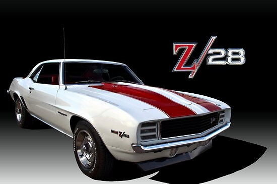 1969 Camaro Z28 RS by TeeMack