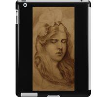 Evelyn Nesbit iPad Case/Skin