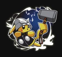 Pika Thor by spikeani