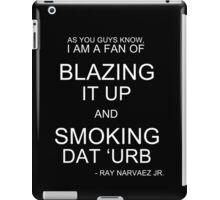 """""""Rayze"""" It Up & Smoke Dat 'Urb iPad Case/Skin"""