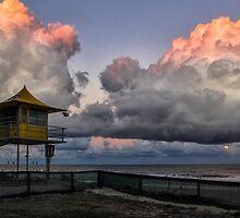 Surfers Paradise Sunset by yolanda