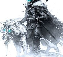 Jon Snow by LordNetsua