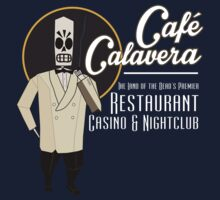 Cafe Calavera T-Shirt