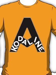 Kodaline A black. T-Shirt