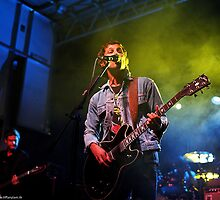 Sam Roberts Band by tiffanyljphotos