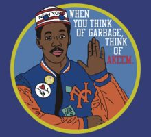 Akeem Prince of Zamunda - when you think of garbage... by Buby87