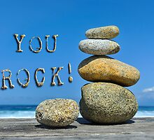 You Rock by Mariannne Campolongo