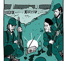 El Fin del régimen de Pleksy-Gladz. by Jaume Pallardó