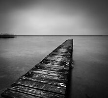 Old Jetty by Christophe Besson