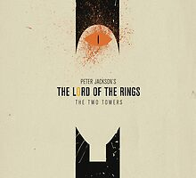 The Lord of the Rings: The Two Towers by carabarts