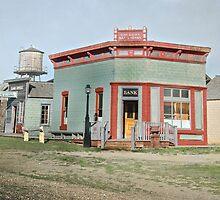 Vintage Bank by designingjudy