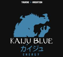 Kaiju Blue by kentcribbs