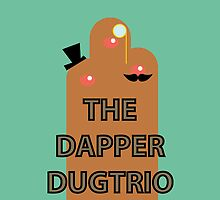 Dapper Dugtrio Logo Phone Case by Dapper Dugtrio