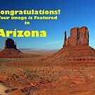 Banner - Arizona by Ann Warrenton