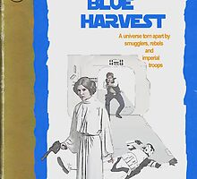 Blue Harvest by Jeff Clark