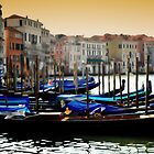 Venice Art by David J Baster