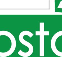 The Green Monstah Sticker