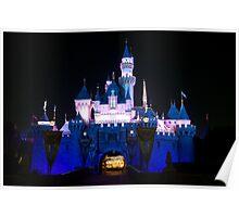 Sleeping Beauty's Castle Poster