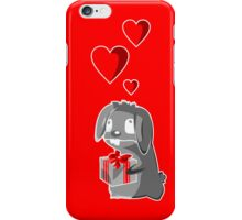 The Valentine Bunny iPhone Case/Skin