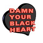 Damn Your Black Heart by Hamish Marr