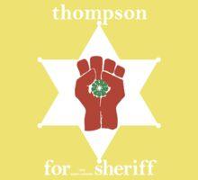 Hunter S Thompson, Gonzo Fist  Kids Clothes