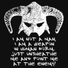 You are the Dragonborn. by RocketmanTees