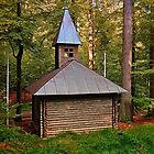 Forest chapel by Patrick Jobst