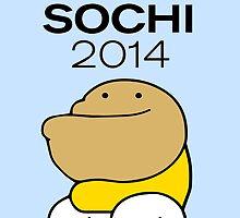 Sochi 2014 (Fatov) by yuissen